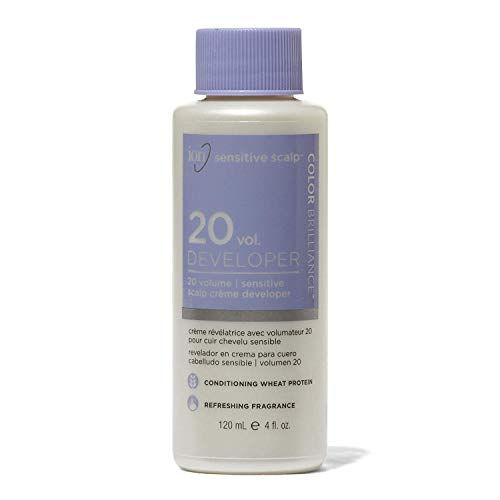 (Ion Sensitive Scalp 20 Volume Creme Developer)