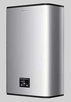 Thermor Groupe Atlantic Termo Electrico 30 litros Slim | Calentador de Agua Vertical, Serie Premium Ceramics, Instantaneo - Aislamiento de alta densidad: Amazon.es: Bricolaje y herramientas
