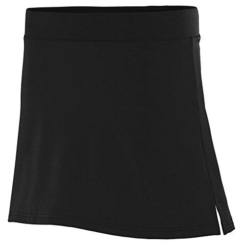 Augusta Sportswear Womens Kilt XS Black