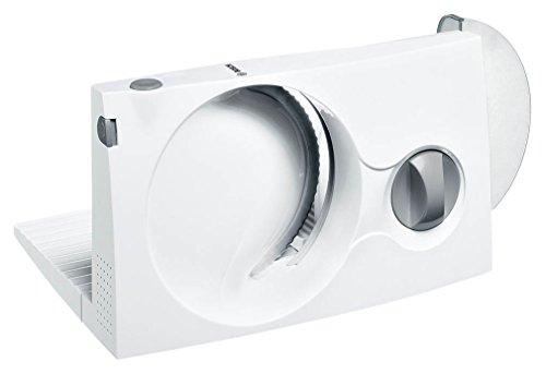 Bosch MAS4000W Allesschneider Universal-Wellenschliffmesser, klappbar, 100 W, weiß