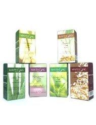 Top-6-Maithong-Natural-Herbal-Soap-100g-Each-Lemongrass-Turmeric-Aloe-Vera-Mangosteen-Green-Tea-Jasmine