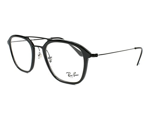 Ray-Ban Men's 0RX7098 Black One Size