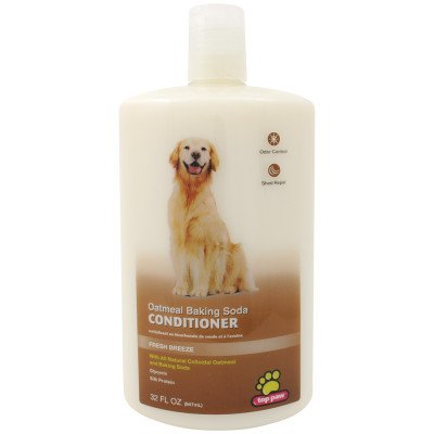 Top Paw Oatmeal & Aloe Dog Conditioner, 32 FL OZ