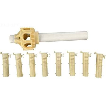 Jacuzzi 42377002K L160 Snap Fit Standpipe Assembly with Lateral ()