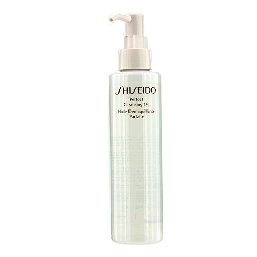 Shiseido Perfect Cleansing Oil Makeup Remover for Unisex, 6 - Oil Perfect Face Cleansing