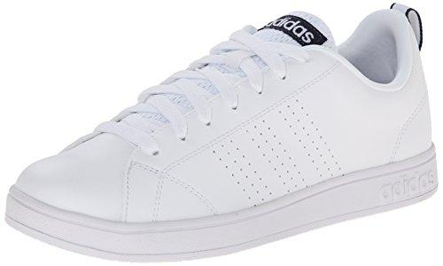 Adidas donne pulite marina vs white / bianco / vantaggio marina pulite b medio a38533