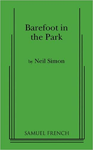 Barefoot in the park a comedy in three acts neil simon barefoot in the park a comedy in three acts neil simon 9780573605857 amazon books fandeluxe Gallery