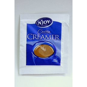(N'JOY Nondairy Coffee Creamer Packets - 1,000/2.5g)