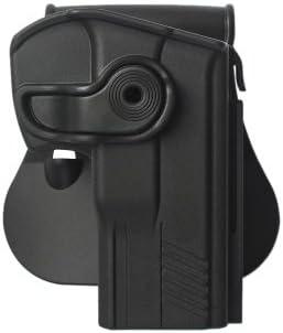 Tactical funda de pistola IMI Defense IMI-Z1200–Retention Roto funda para Taurus 24/7G2, diseño de pistola pistola arma de fuego oculta CarryS. Pistola Pistola Arma de fuego ocultar llevar