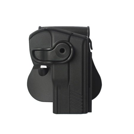 IMI Defense Conceal Carry Tactical Retention Polymer Roto Holster For Taurus PT 800 full-size CWPRMKvE