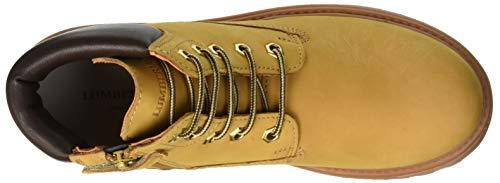 Talons D01 Jaune Boots Enfant 016 Sb00101 À Lumberjack P86xXP