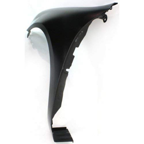 Front Fender Compatible with 2006-2009 Ford Fusion /& Mercury Milan Driver Side