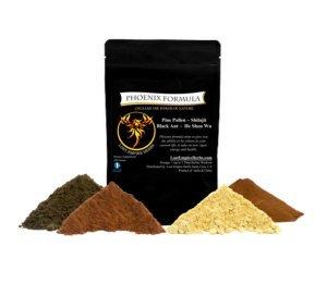 Lost Empire Herbs Phoenix Formula 100 - Antioxidant Herb Formula