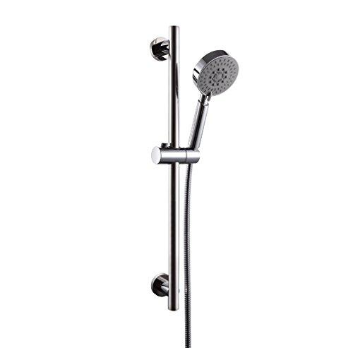 double chrome shower head - 7