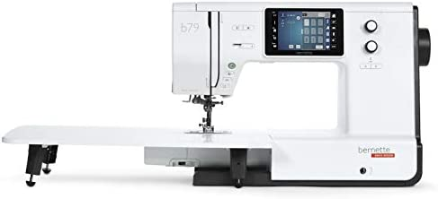 Bernette B79 - Máquina de coser y bordar con ordenador (incluye 2 ...