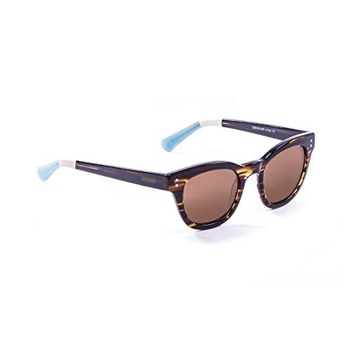 Lenoir Eyewear LE62000.52 Lunette de Soleil Mixte Adulte, Marron