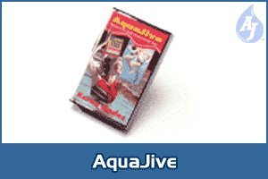 Aqua Jogger Aqua Jive CD by AQUAJOGGER