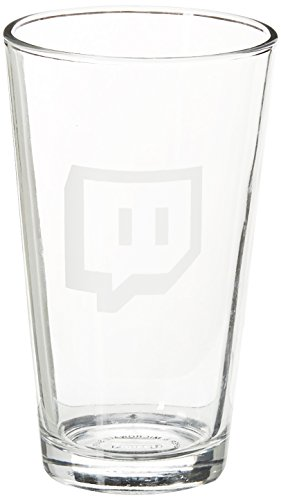 Glitch Pint Glass
