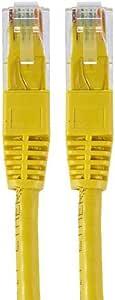 وصلة شبكة من كومو، اصفر، 1 متر