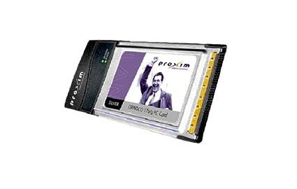 ORINOCO PC CARD 5 VOLT DESCARGAR CONTROLADOR