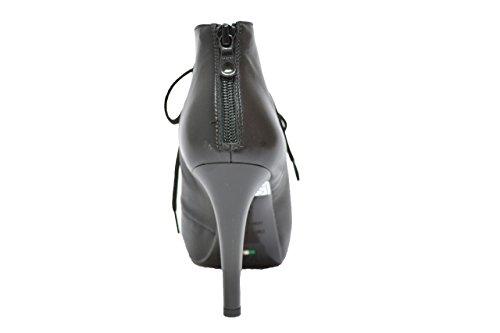 Nero Giardini Decollete' spuntata nero 7372 scarpe donna elegante P717372DE