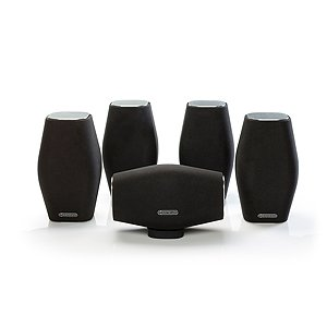 Monitor Audio - MASS 5.0 Home Theater System by MONITOR AUDIO
