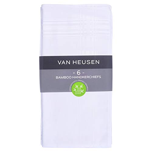 Van Heusen 6 pack Men's Fine Han...