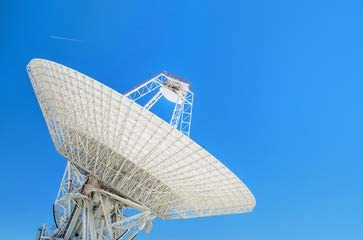 Giant satellite dishes de antena (67143442), aluminio-Dibond ...