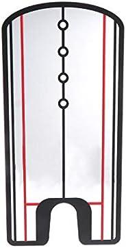 Golf Swing Practice Putting Mirror Alignment Training Aid Eye Line 31x14.5cm