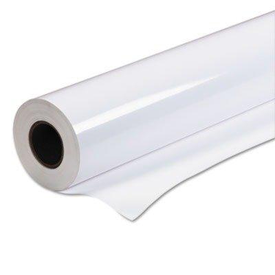 Epson S041393 Premium Semi-Gloss Photo Paper, 170 g, 24 in. x 100 ft, White