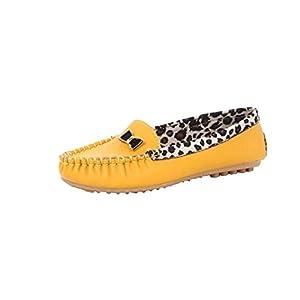 4e226786b9f0f 2014 Spring and Autumn Flats for Women Flat Heel Shoes Fashion Leopard  Flats Women Shoes Yellow