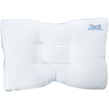 Amazon Com Contour Products Ortho Fiber Bed Pillow 2 0