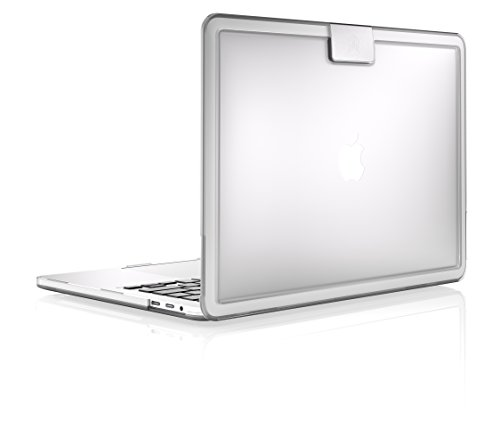 STM Hynt 13-Inch Slim Sturdy Sophisticated Case for MacBook Pro (2016 & 2017) - Clear (stm-122-154M-33) ()