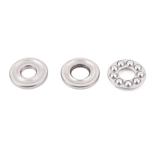 XMHF 51208 Carbon Steel Axial Thrust Ball Bearing 43mmx67mmx17mm