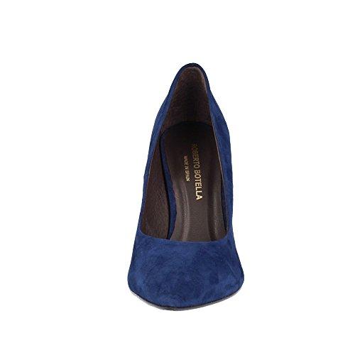 Combi1 Couleur BOTELLA 37 Basique ROBERTO Bleu p p Taille Décolléte Marcella fg61w8q
