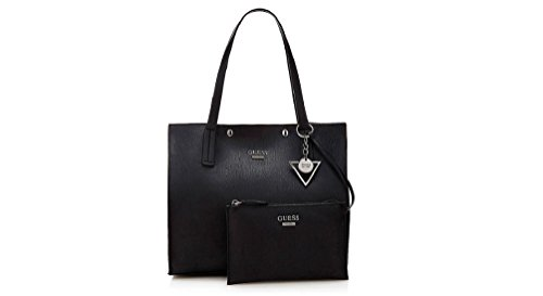 BORSA GUESS KINLEY LARGE SHOPPING BAG VN677824 NERO