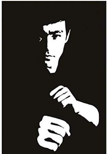 Aplique De Vinilo Karate Ninja Dormitorio Dojo Boy Negro ...
