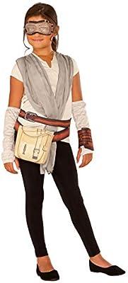 Kit disfraz de Rey Star Wars El Despertar de la Fuerza para niña ...