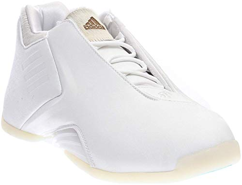 adidas T-Mac 3 Basketball White//Blueglo/Glow in Dark / 11 D(M) US ()