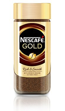 Original Nescafe Gold Blend Instant Coffee Imported From The UK England Blended Coffee Made From Arabica And Robusta Coffee Beans British Coffee Nescafe Gold Instant Coffee