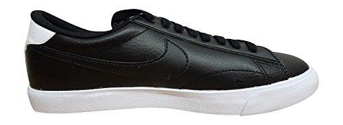 Nike Tennis Classic Ac, Zapatillas de Tenis para Hombre Negro (Black / Black-White)