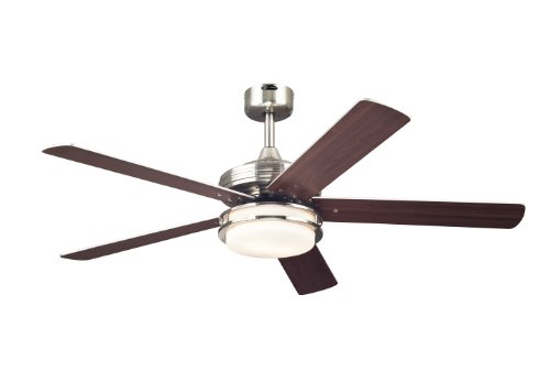 westinghouse-7247700-castle-two-light-reversible-five-blade-indoor-ceiling-fan-52-inch-brushed-nicke