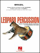 Brazil - Leopard Percussion - Book and CD ()