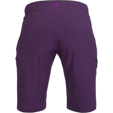 Zoic Navaeh Short - Women's Berry, S by Zoic (Image #2)