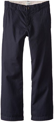 (The Children's Place Little Boys' Chino Pant, New Navy,)