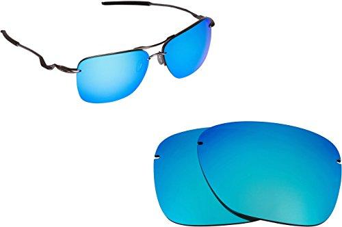 c2ff75ce98 Best SEEK OPTICS Replacement Lenses Oakley TAILHOOK - Polarized Blue Mirror