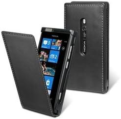 Muvit MUSLI0038 - Funda para smartphone Nokia Lumia 800, color negro: Amazon.es: Electrónica