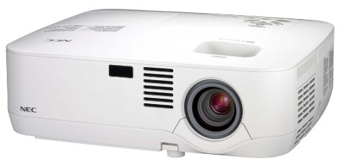 NEC NP600 3500 Lumens 1024x768 Resolution LCD Projector by NEC