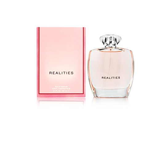 Realities (new) By Realities Cosmetics For Women. Eau De Parfum Spray 3.4 Ounces