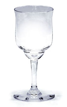 Baccarat Capri European White Wine Glass No 4 (Baccarat Capri)
